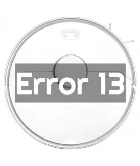 Error 13
