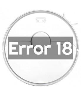 Error 18