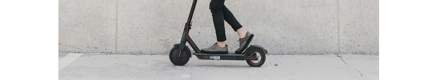 Pre-owned electric scooters with warranty